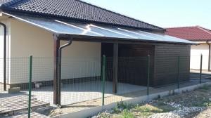 strieška , carport, domček,terasa